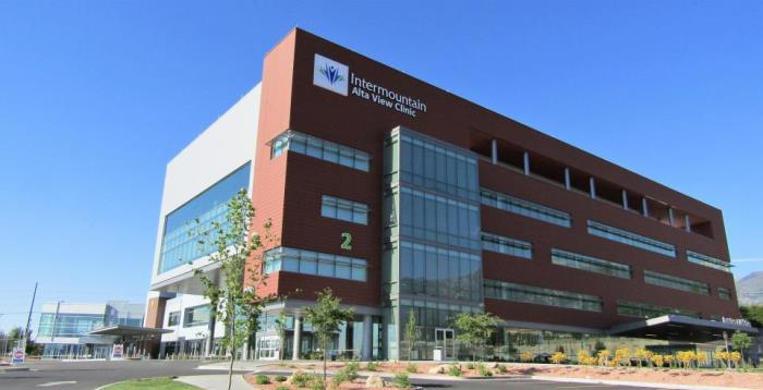COVID-19 Update from Intermountain Healthcare Alta View Hospital