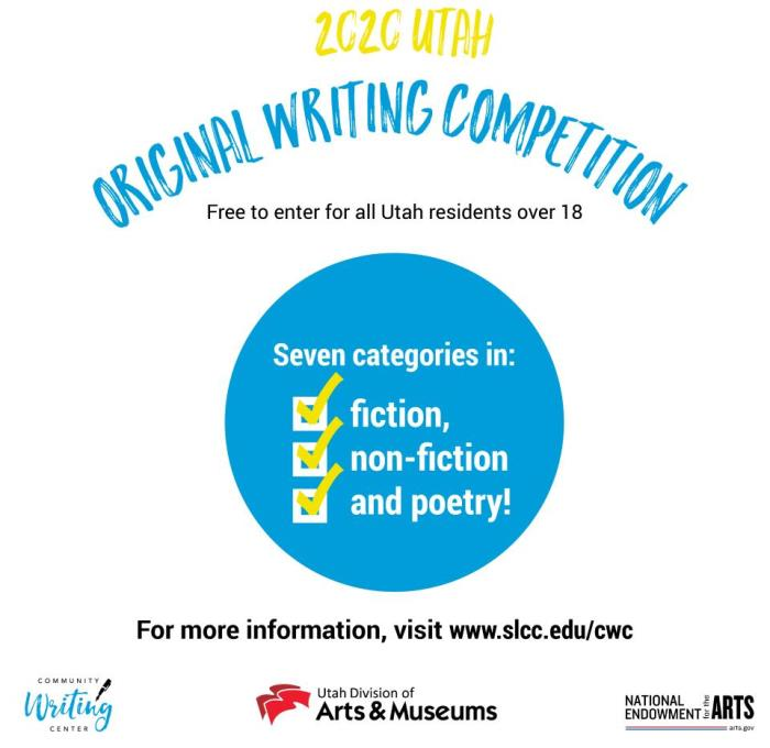 2020 Utah Original Writing Competition