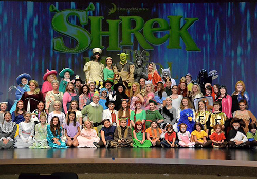 Shrek The Musical Cast
